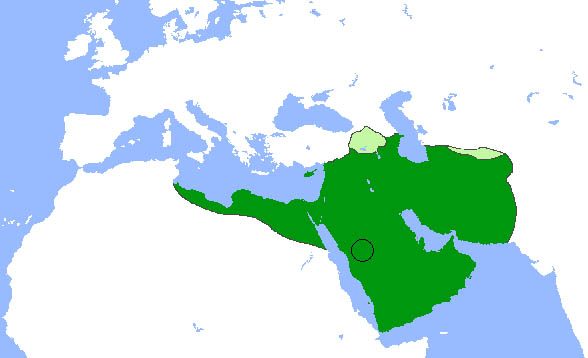 The Four Caliphs 632-661